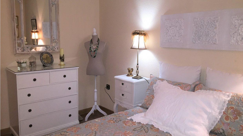 Dormitorio de Victoria