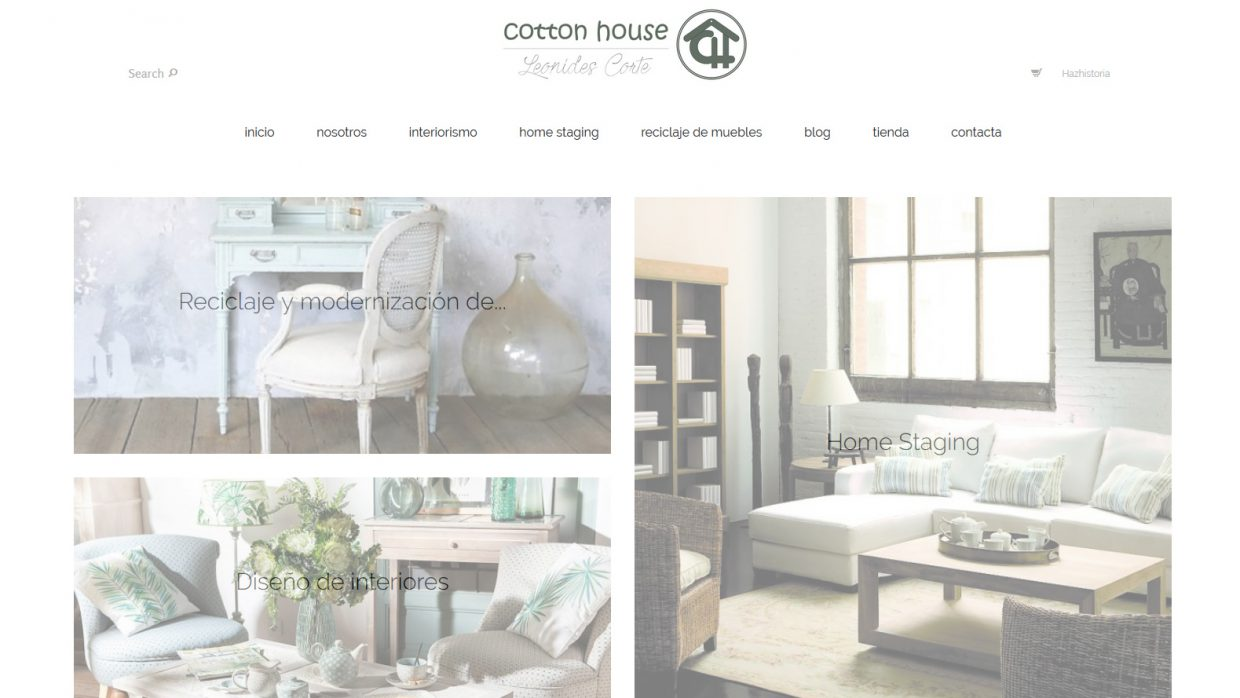 ¡Nueva web de Cotton House!